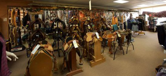 Bingos D&S Saddle Shop in Colorado Springs, Colorado